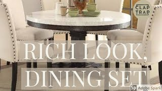 RICH & ROYAL TOP CLASS DINING SET - 9717926223