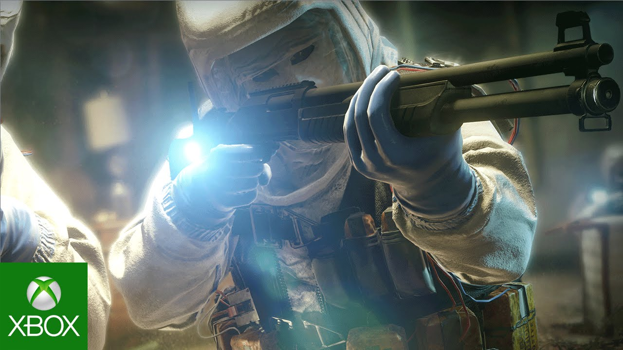 Tom Clancy's Rainbow Six Siege - E3 2015 Terrorist Hunt Co-Op Trailer