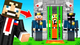 BECOMING President in Crazy Craft (Minecraft)