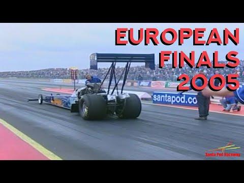 European Finals 2005 | #ThrowbackThursday