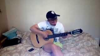 """Песня под гитару """"Гитара спой"""""""