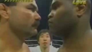 Goodridge vs Frye BRUTAL KO