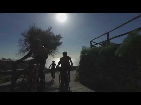 Anteprima video del percorso di gara della 1° XC Rocca di Buticari, terza prova della Coppa Sicilia XCO
