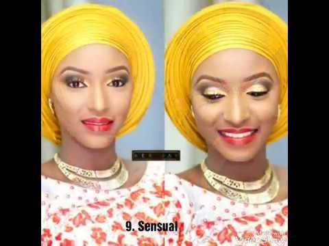 Bead making designs in Nigeria: latest bead necklace designs for Asoebi brides