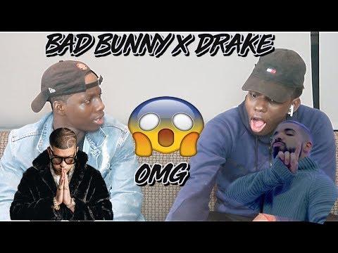 Bad Bunny feat. Drake - Mia ( Video Oficial )- REACTION