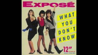 EXPOSE  WHAT YOU DON'T KNOW  ATOMIX REMIX