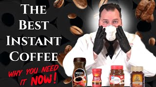 The Best Instant Coffee off the Shelf! | Covid-19 Episode