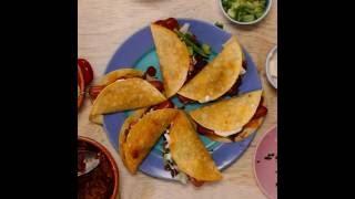 Taco Dogs   Hispanic Kitchen
