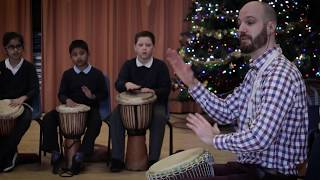 Introduction to Whole Class Ensemble Teaching - Djembe - with LSMS