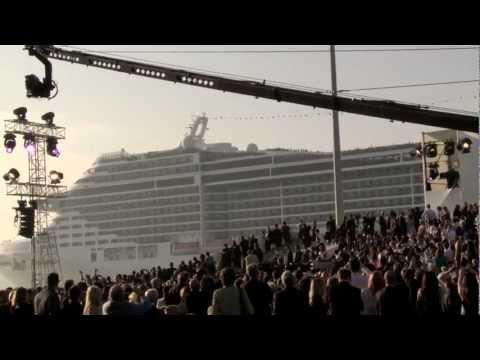 אבטחת אניות נוסעים בחו