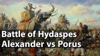 Battle of Hydaspes - इस युद्ध ने भारत की दिशा बदल दी - Alexander vs Porus - Battle Series Part-1