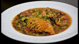 HOW TO MAKE OKRA SOUP – NIGERIAN OKRO SOUP – ZEELICIOUS FOODS