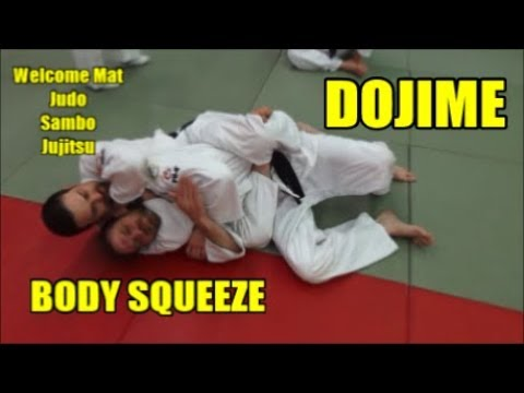 DOJIME Body Squeeze or Scissors