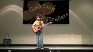 Zach Taylor Seabaugh- Sitting Waitng Wishing by Jack Johnson
