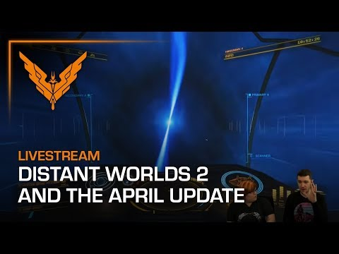 DW2 and the April Update - 11 April 2019, 18:00 UTC