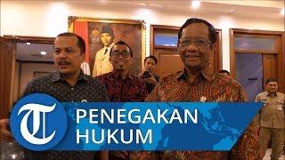Mahfud MD Tegaskan Penegakan Hukum di Papua Bukan Pelangaran HAM