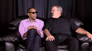 Greg's Big Black Couch with Mark Curry