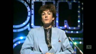 Countdown (Australia)- Steve Kilbey Guest Hosts Countdown- April 26, 1981- Part 1