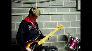 Bass cover of We Are The One (Anti-Flag)