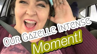 Our Gazelle Intense Moment | Dave Ramsey #debtfreejourney
