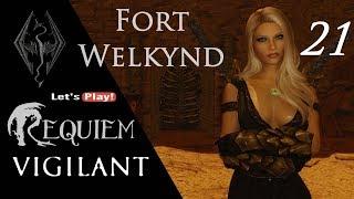 Skyrim - Let's Play VIGILANT (with Requiem): #21 Wasting Varla