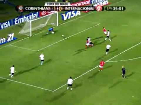 Copa do Brasil 2009 - Corinthians 2 x 0 Internacional - Melhores Momentos