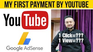 My First Payment From Youtube | 1,00,000₹ |