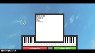 sheets piano roblox - 免费在线视频最佳电影电视节目- CNClips Net