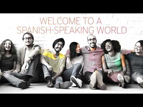 Welcome to a Spanish-speaking world - The Spanish certificate ...