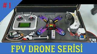 FVP YARIŞ DRON UÇUŞ VİDEOMUZ / FPV RACING DRONE FLYING