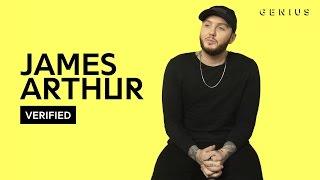 "James Arthur ""Say You Won't Let Go"" Official Lyrics & Meaning   Verified"