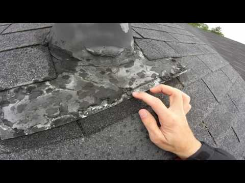 Roof Inspection in Louisville. This goes over what we look for in a typical roof inspection.
