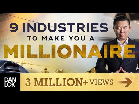 , title : 'The 9 Industries Most Likely To Make You A Millionaire