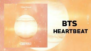 BTS Heartbeat Full Song   BTS World Soundtrack