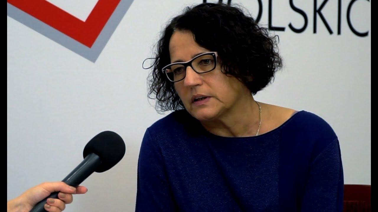 Wywiad TV ze Starostą Pszczyńskim Barbarą Bandołą na temat sytuacji szpitala