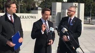 Poprawki konfederacji: Wsparcie dla przedsiębiorców – Krzysztof Bosak, Jakub Kulesza, Grzegorz Braun