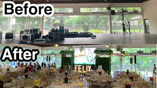 My First VLOG Events Styling At Valle Verde 6  Clubhouse