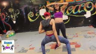 Bambi Vs Simone- (Dance N Out Chicago)