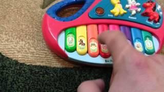 ПРИКОЛЫ 2016 АЙДЫРДЫДГАЙ Tobi King Loli Mou Ржач Детская игрушка Пианино Музыка Приколы Под Музыку