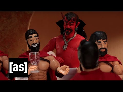 Dnes budeme večeřet v pekle!