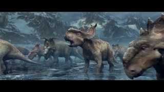 Thin Ice Clip - Walking with Dinosaurs