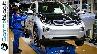 BMW i3 Electric Cars - PRODUCTION
