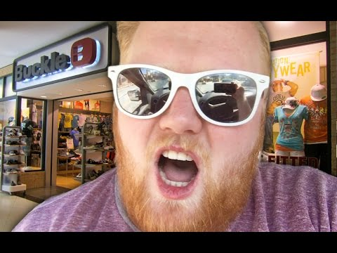 WHY SHOPPING AT BUCKLE IS A NIGHTMARE. (Day 131)