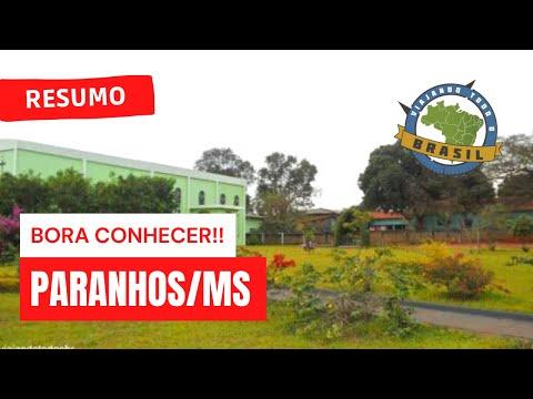 Viajando Todo o Brasil - Paranhos/MS