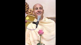Krishna's Childhood Pastimes At Gokul Mahavan - Radhanath Swami, Vrindavan On 2011-10-26