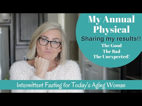 What my doctor said about Intermittent Fasting  |  for Today's Aging Woman (видео)