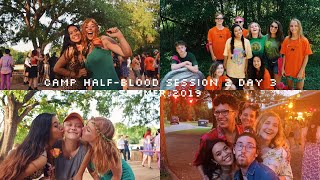 CAMP HALF-BLOOD AUSTIN SESSION 2 DAY 3 | SUMMER 2019 (MEGAQUEST + DEMIGOD PROM)