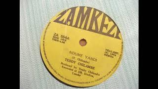 Teddy Chilambe  - Ndume yandi