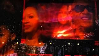 Annie Lennox tribute to Stevie Wonder