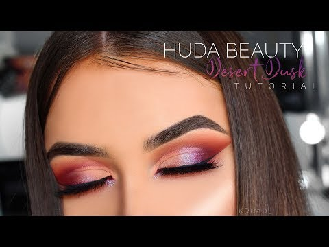 Desert Dusk Eyeshadow Palette by Huda Beauty #5